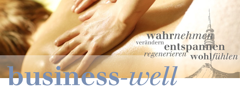 Business-Massagen und Physiotherapie, München - Business-well, Inhaber Herr Oertel